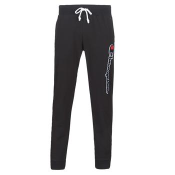 textil Hombre Pantalones de chándal Champion  Negro