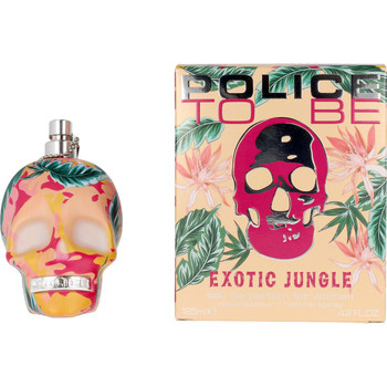 Belleza Mujer Perfume Police To Be Exotic Jungle Woman Edp Vaporizador  125 ml