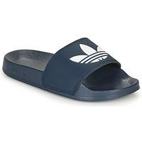 Zapatos Chanclas adidas Originals ADILETTE LITE Azul