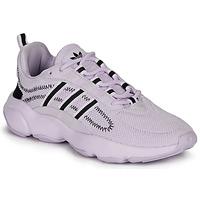 Zapatos Mujer Zapatillas bajas adidas Originals HAIWEE W Malva