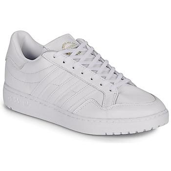 Zapatos Zapatillas bajas adidas Originals MODERN 80 EUR COURT Blanco