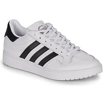 Zapatos Zapatillas bajas adidas Originals MODERN 80 EUR COURT Blanco / Negro