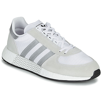 Zapatos Zapatillas bajas adidas Originals MARATHON TECH Blanco / Beige