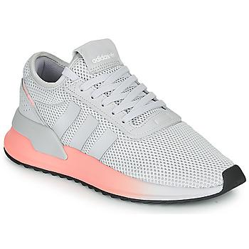 Zapatos Mujer Zapatillas bajas adidas Originals U_PATH X W Gris / Rosa