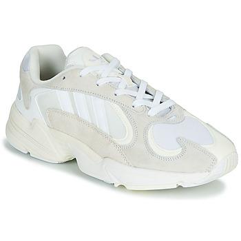 Zapatos Hombre Zapatillas bajas adidas Originals YUNG 1 Blanco