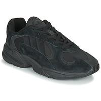 Zapatos Hombre Zapatillas bajas adidas Originals YUNG 1 Negro