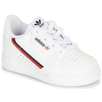 Zapatos Niños Zapatillas bajas adidas Originals CONTINENTAL 80 I Blanco