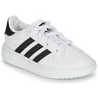 Zapatos Niños Zapatillas bajas adidas Originals NOVICE EL I Blanco / Negro