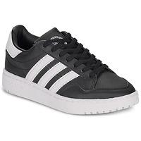 Zapatos Niños Zapatillas bajas adidas Originals Novice J Negro / Blanco