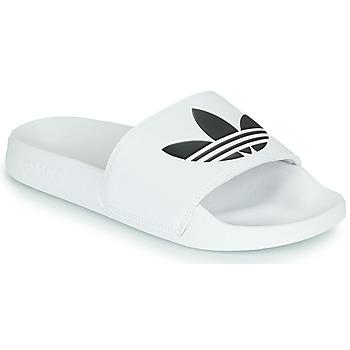 Zapatos Chanclas adidas Originals ADILETTE LITE Blanco