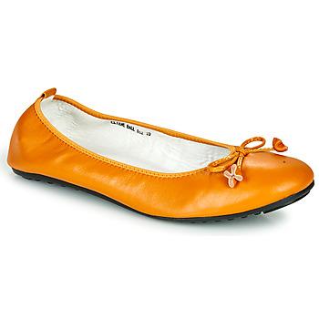 Zapatos Mujer Bailarinas-manoletinas Mac Douglas ELIANE Ocre