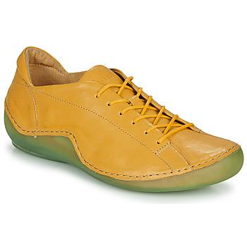 Zapatos Mujer Zapatillas bajas Think KAPSL Amarillo / Verde