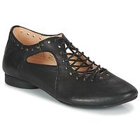 Zapatos Mujer Derbie Think GUAD Negro