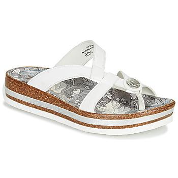 Zapatos Mujer Sandalias Think ZEGA Blanco