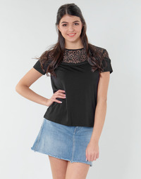 textil Mujer Tops / Blusas Guess ALICIA TOP Negro
