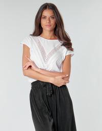 textil Mujer Tops / Blusas Guess SS MALIKA TOP Blanco