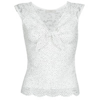 textil Mujer Tops / Blusas Guess GIUNONE TOP Blanco