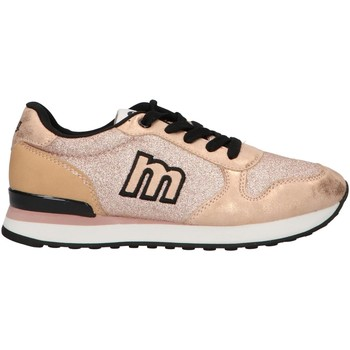 Zapatos Niños Multideporte MTNG 47730 Gold
