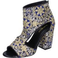 Zapatos Mujer Botines Elena Iachi BP21 negro