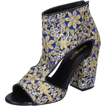 Zapatos Mujer Botines Elena Iachi botines textil negro