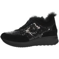 Zapatos Mujer Zapatillas bajas Agile By Ruco Line 1304 Negro