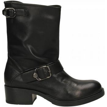 Zapatos Mujer Botas urbanas Carmens Padova SASHA YOUTH Exor nero