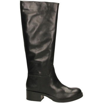 Zapatos Mujer Botas urbanas Carmens Padova SASHA RIDE Exor nero