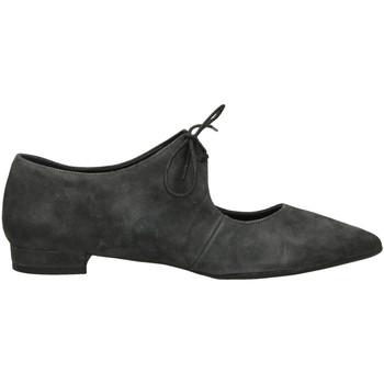 Zapatos Mujer Zapatos de tacón Andrea Zali CAMOSCIO nero
