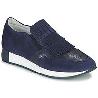 Zapatos Mujer Zapatillas bajas Myma METTITO Marino