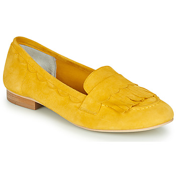 Zapatos Mujer Bailarinas-manoletinas Myma LOUSTINE Amarillo