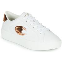 Zapatos Mujer Zapatillas bajas Champion ERA GEM Blanco / Bronce