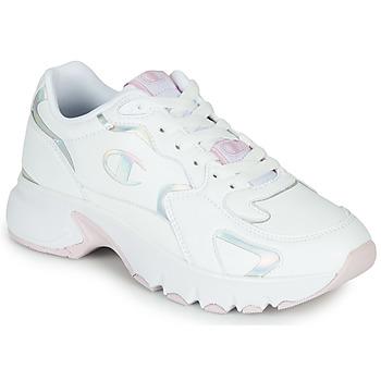 Zapatos Mujer Zapatillas bajas Champion CWA ECLIPSE Blanco