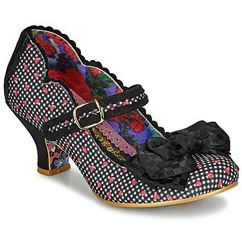 Zapatos Mujer Zapatos de tacón Irregular Choice SUMMER BREEZE Negro