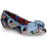 Zapatos Mujer Bailarinas-manoletinas Irregular Choice MINT SLICE Rosa / Azul