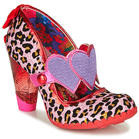 Zapatos Mujer Zapatos de tacón Irregular Choice LOCKHART Rojo