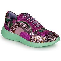 Zapatos Mujer Zapatillas bajas Irregular Choice JIGSAW Violeta