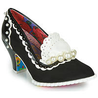 Zapatos Mujer Zapatos de tacón Irregular Choice SEASIDE PADDLE Negro