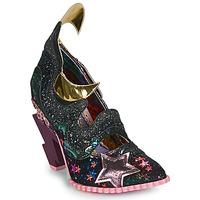 Zapatos Mujer Zapatos de tacón Irregular Choice GALACTIC THUNDER Negro