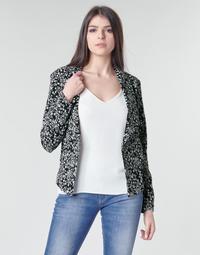 textil Mujer Chaquetas / Americana Le Temps des Cerises OPAL Negro