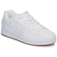 Zapatos Hombre Zapatillas bajas DC Shoes NET Blanco