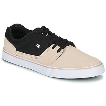 Zapatos Hombre Zapatillas bajas DC Shoes TONIK Beige / Negro