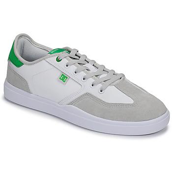 Zapatos Hombre Zapatillas bajas DC Shoes VESTREY Blanco / Verde