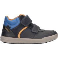 Zapatos Niño Zapatillas bajas Geox J844AB 05422 J ARZACH Azul