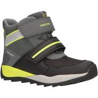 Zapatos Niño Botas de nieve Geox J840BA 011BC J ORIZONT Negro