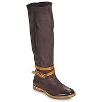 Zapatos Mujer Botas urbanas Airstep / A.S.98 ZEPORT HIGH Violeta