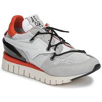 Zapatos Mujer Zapatillas bajas Airstep / A.S.98 DENASTAR Blanco / Rojo