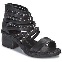 Zapatos Mujer Sandalias Airstep / A.S.98 KENYA Negro