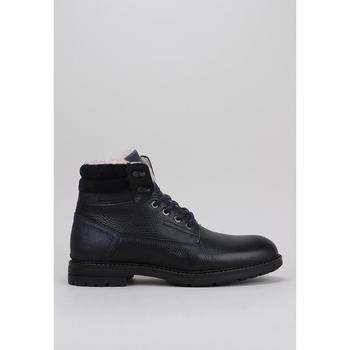 Zapatos Hombre Botas de caña baja Krack  Azul