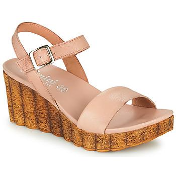 Zapatos Mujer Sandalias Felmini LESLIE Beige