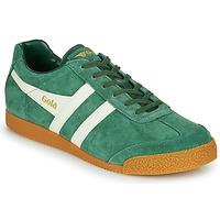 Zapatos Hombre Zapatillas bajas Gola HARRIER Verde